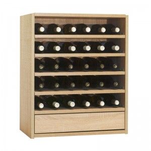 Estantería de vino con...