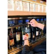 Dispensador de Bebidas por copas - Bares y  Vinotecas