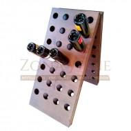 Botellero de suelo para 56 botellas de vino o cava - foto 2
