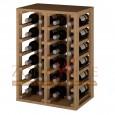 Zonawine.com Botellero apilable para 24 botellas casa o bodega-EX2014
