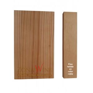 Muestras de maderas