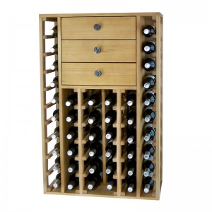 Mueble para 44 botellas de...