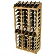 Botellero Expositor  profesional 72 botellas y 12 marcas de vino| EX2068