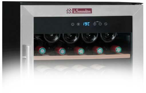 Vinotecas refrigeradas - vinacotecas climatizadas
