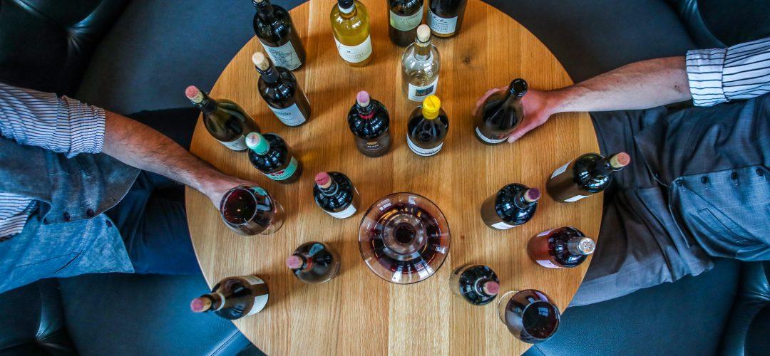 Las mejores ferias y fiestas del vino en España.