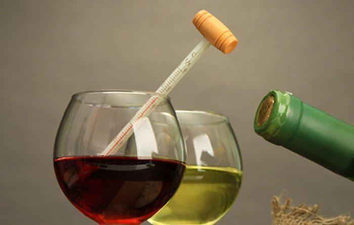 La mejor temperatura para el vino