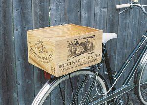 reciclar cajas de vino
