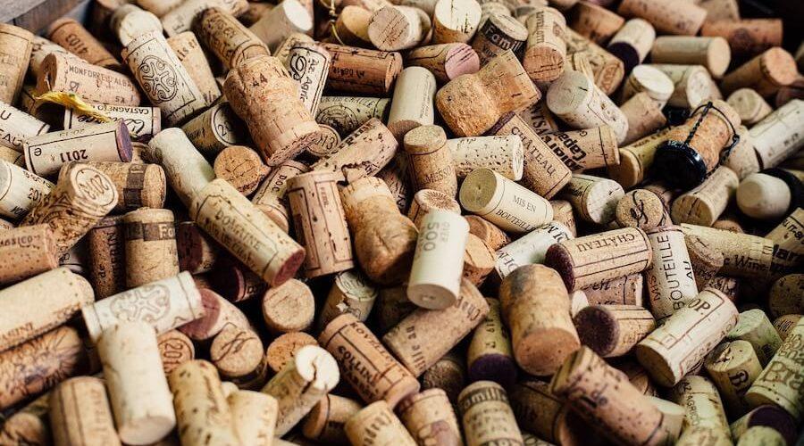 Tipos de tapones de vino