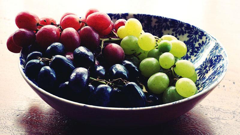 ¿Cuántos tipos de uvas existen y cuáles son?